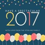 Happy New Year eCard 2017